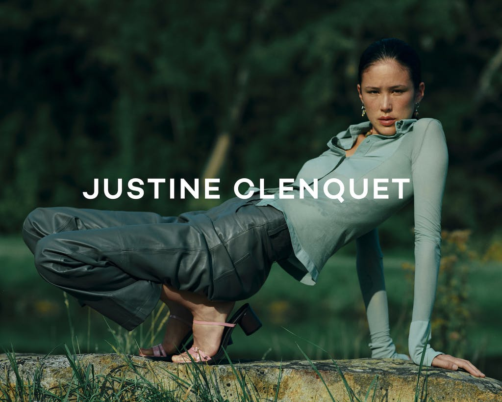Justine Clenquet SS21 - © Bomba